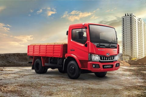 Mahindra Furio 7 HD Cargo