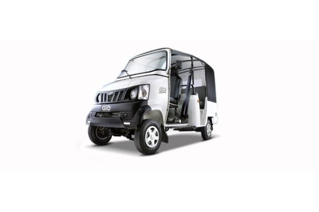 Mahindra GIO Compact Cab