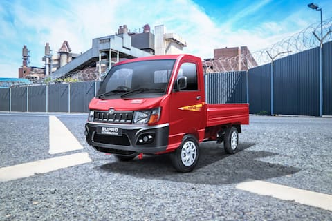 Mahindra Supro Profit Truck Mini CNG