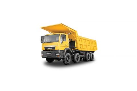 Man CLA 31.300 EVO 8X4 5300/Rock Body