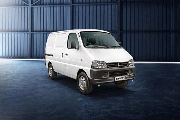 Maruti Suzuki Eeco Cargo