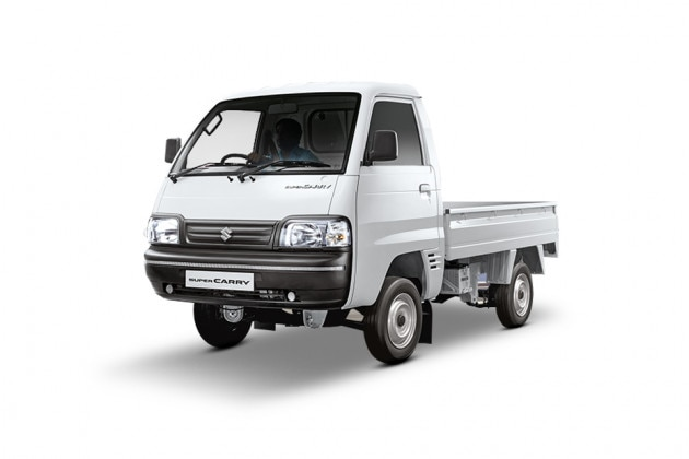 Maruti Suzuki Super Carry Petrol Cab Chassis
