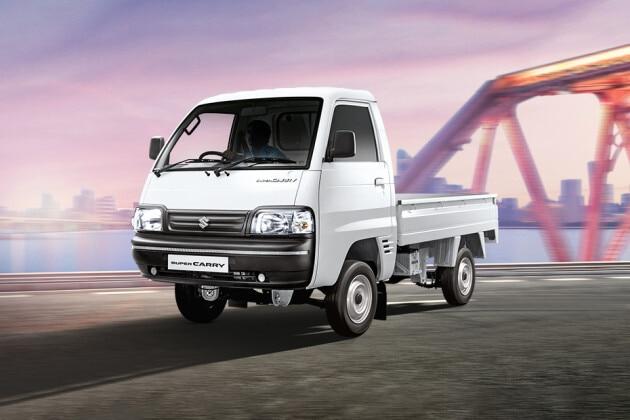 Maruti Suzuki Super Carry