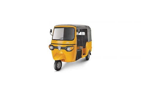 Piaggio Ape City BS-IV 3-Seater/1920/CNG