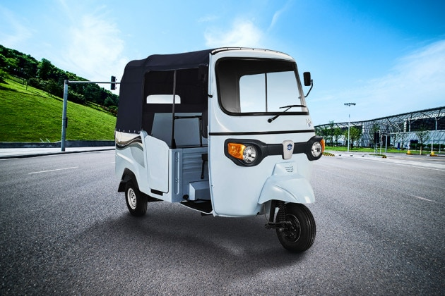 Piaggio Ape E City 3-Seater/1920/Electric