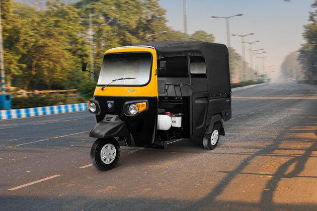 Piaggio Ape Plus 5-Seater/2100