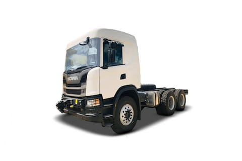 Scania G 500 6x4 Heavy Puller