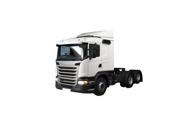 Scania P360 3550/CAB