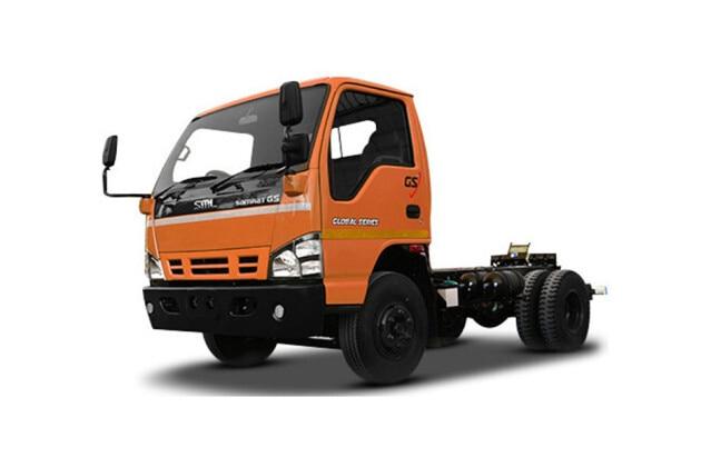 SML Isuzu Samrat GS Tipper Chassis