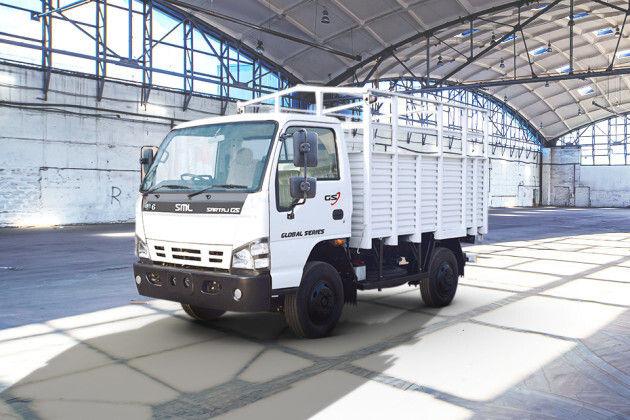 SML Isuzu Sartaj GS 5252 2515/CHD/(10 ft)