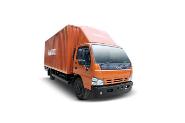 SML Isuzu Sartaj GS HG 75 MS Container