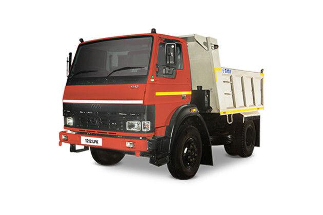 Tata 1212 LPK 3000/Tipper BS-IV