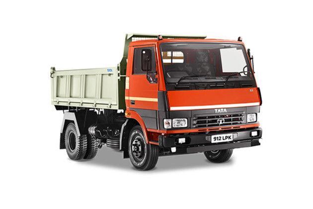 Tata 912 LPK 2775/Tipper