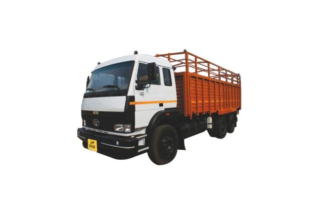 Tata LPT 2521 6x2 TC