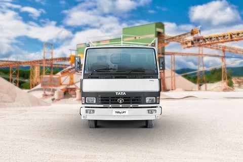 Tata 709g LPT 3800/CAB