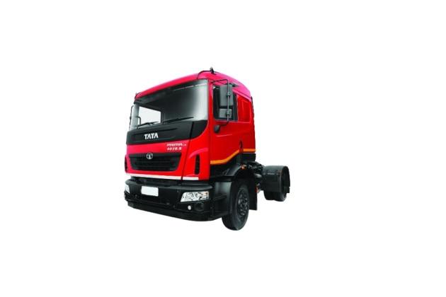 Tata Motors launches 6 Heavy Trucks & FleetMan Telematics ...  |Tata Prima Bus Interior