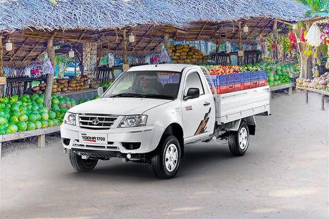 Tata Yodha Pickup 3150/Crew Cabin 4x2